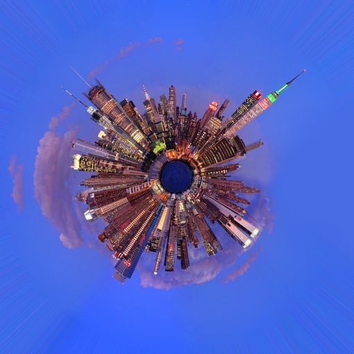 Little Planet - Manhattan NY