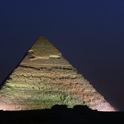 Chephren Pyramid