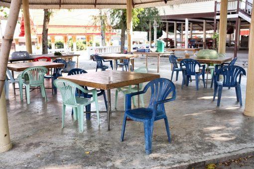 Empty Restaurant 2